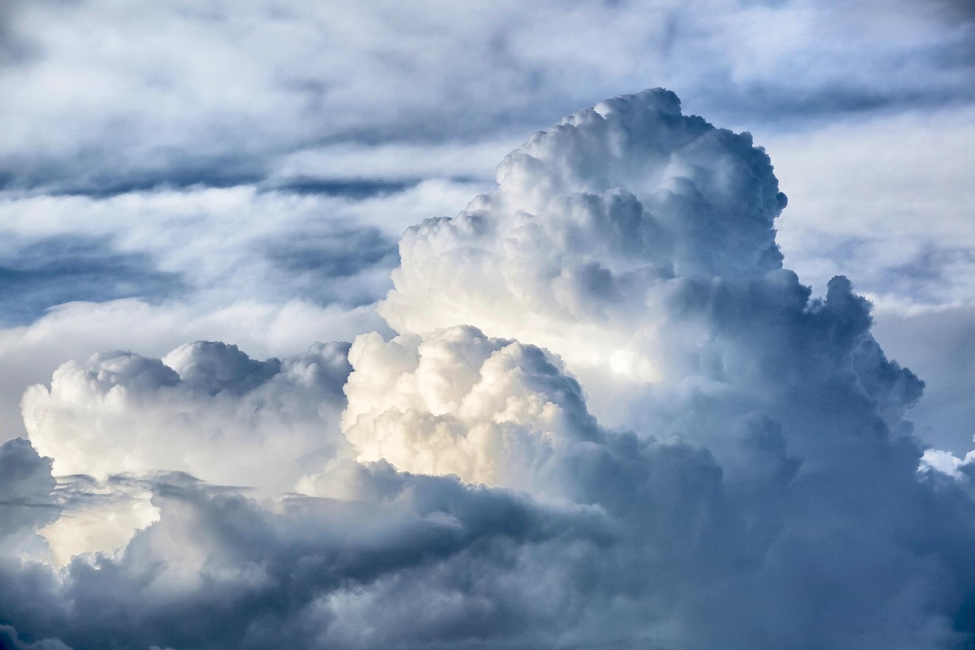CBD Wolken