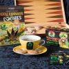 CBD Kekse und Hanftee Tee