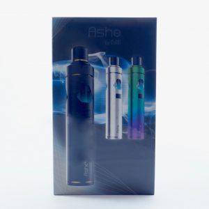 E-Zigarette Ashe inkl 2 Liquids