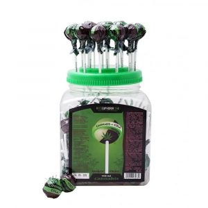 Euphoria Cannabis Cola Lollipops
