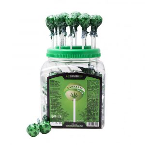 Euphoria Cannabis Lollipops