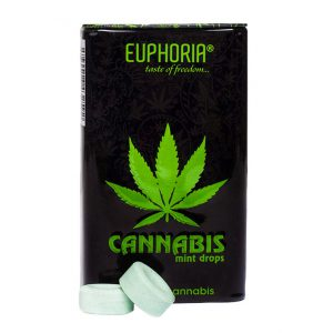 Euphoria Cannabis Mint Drops