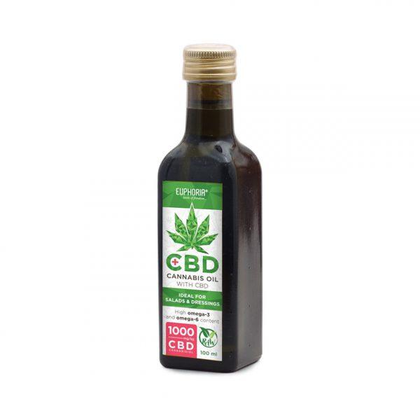 Euphoria Cannabis Öl Salate Dressings