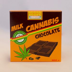 Euphoria - Chocolate Cannabis Milk - 100g