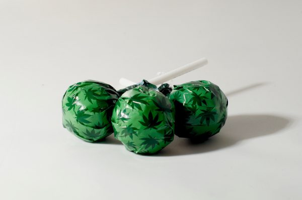 Euphoria - Lollipops Cannabis Sweet