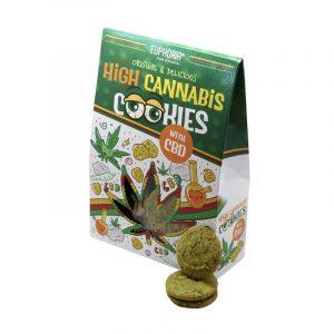 HIGH CANNABIS COOKIES