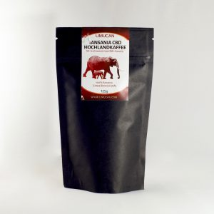 Limucan - CBD Kaffee - 125g