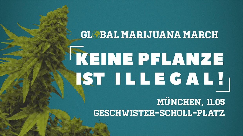 Global Marijuana March 2019