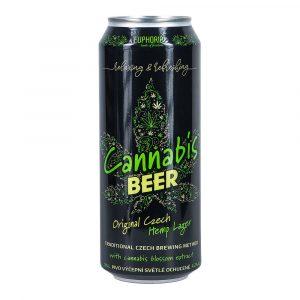 Euphoria CANNABIS Bier Dose 500ml