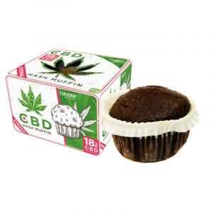 Euphoria CBD Muffin