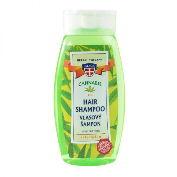 Palacio Cannabis Öl Shampoo