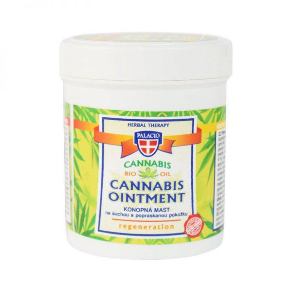 Palacio Regenerierende Salbe 12% Cannabisöl