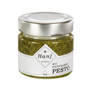 Bio Hanfsamen Pesto
