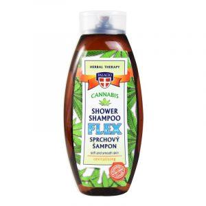 Palacio Cannabis Shampoo + Shower Gel FLEX