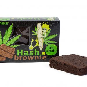 Euphoria Hash Brownie Cannabis Pure