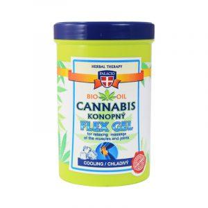 Palacio kühlendes Muskelgel mit Cannabisöl