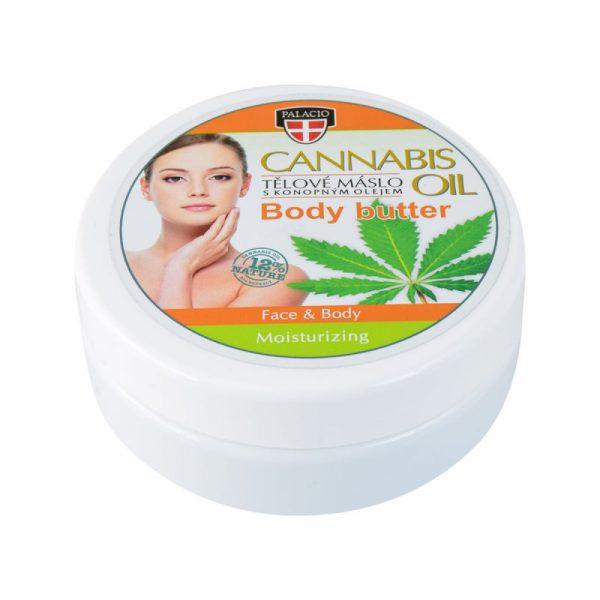 Palacio Cannabis Body Butter