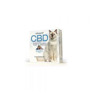 CBD Pastillen für Katzen