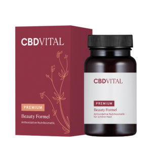 CBD Vital Beauty Formel