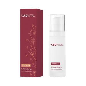 CBD Vital Lifting Serum