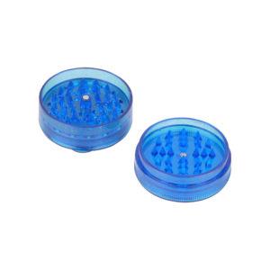 Grinder Plastik 3 Teile Blau