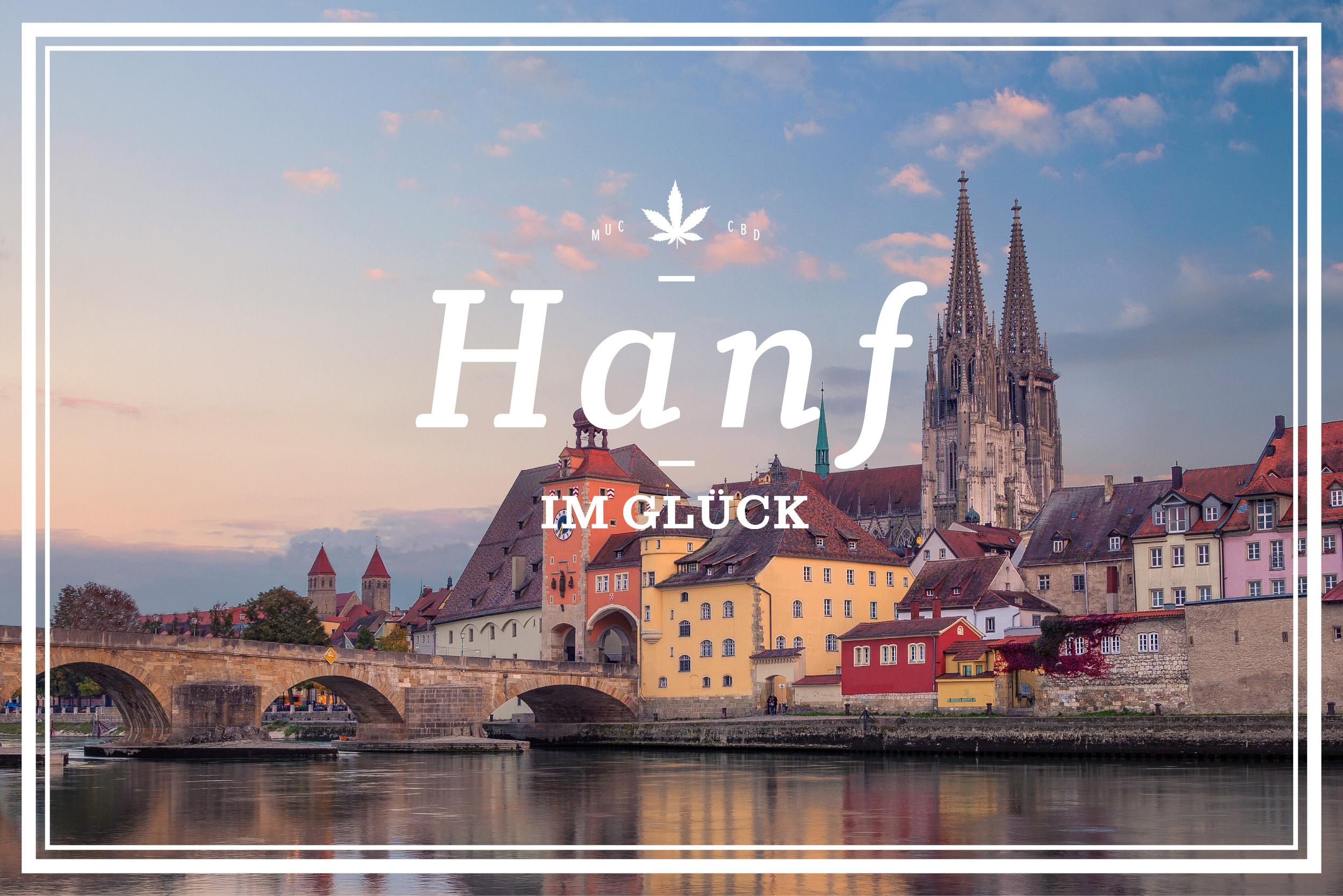 Hanf im Glück CBD Shop Regensburg