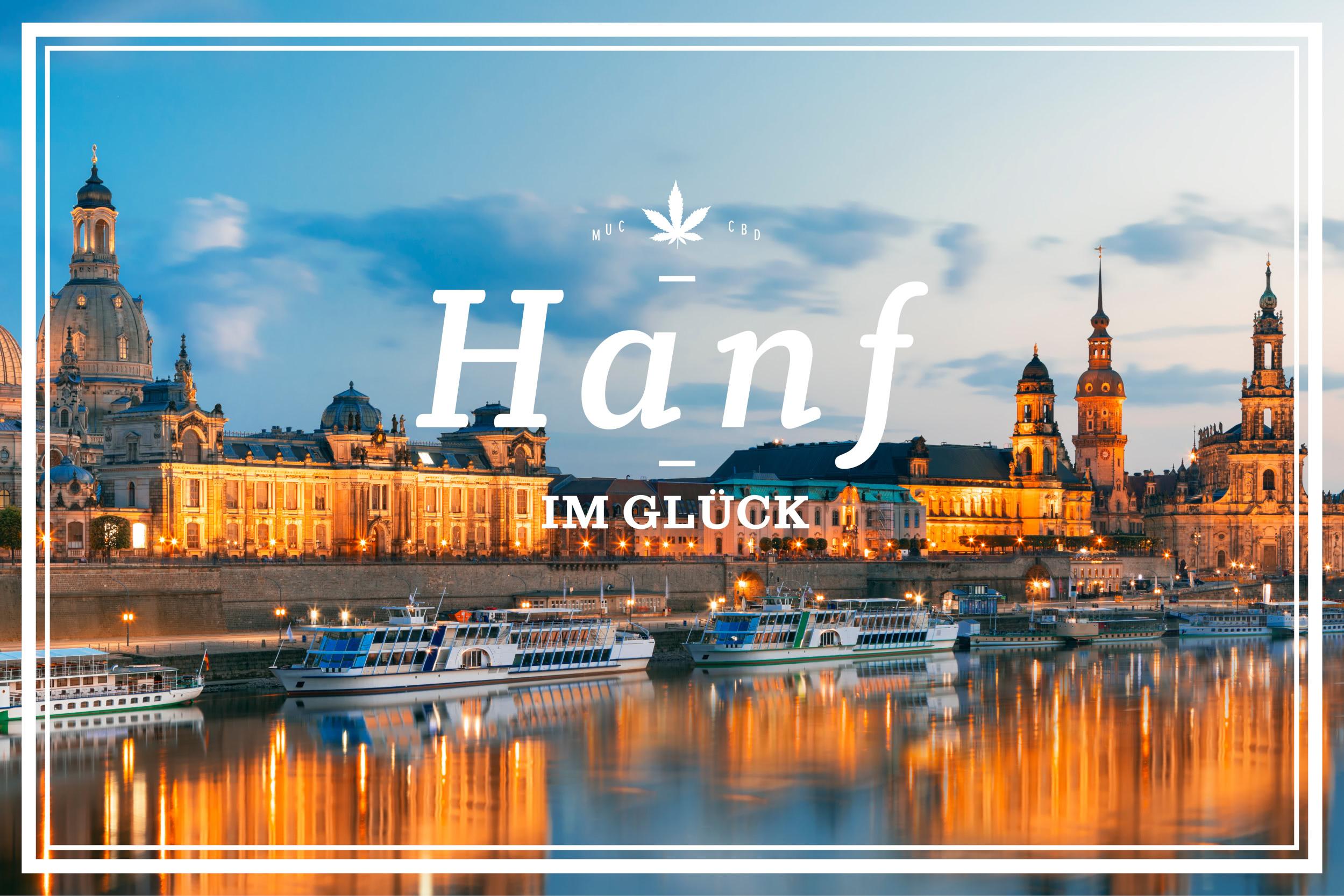 Hanf im Glück CBD Shop Dresden