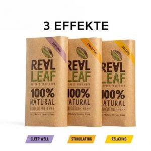 Real Leaf 3 Effekte